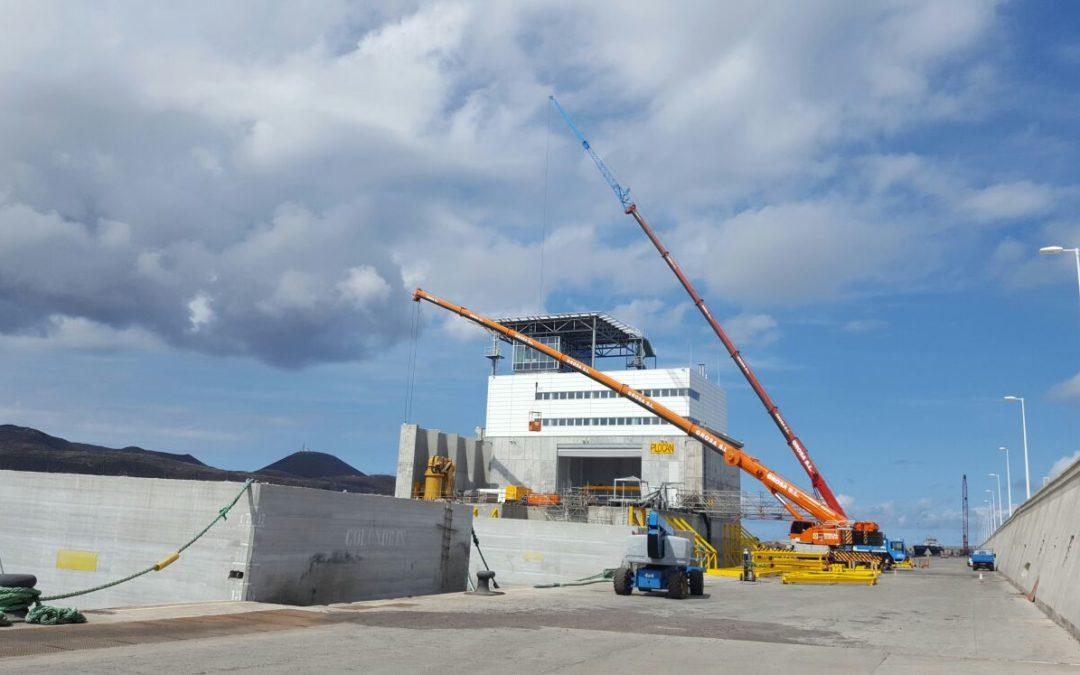 Plataforma Oceánica de Canarias – Trabajos desarrollados por Grosa S.L.