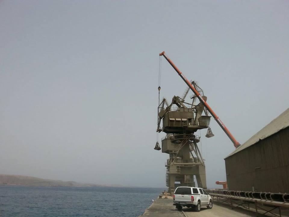 Crane Assembly
