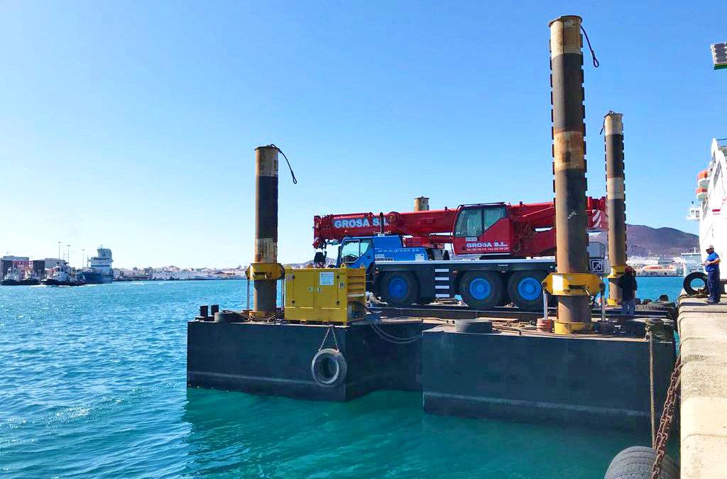 ¿Por qúe utilizar las pontonas modulares de Grosa S.L.?